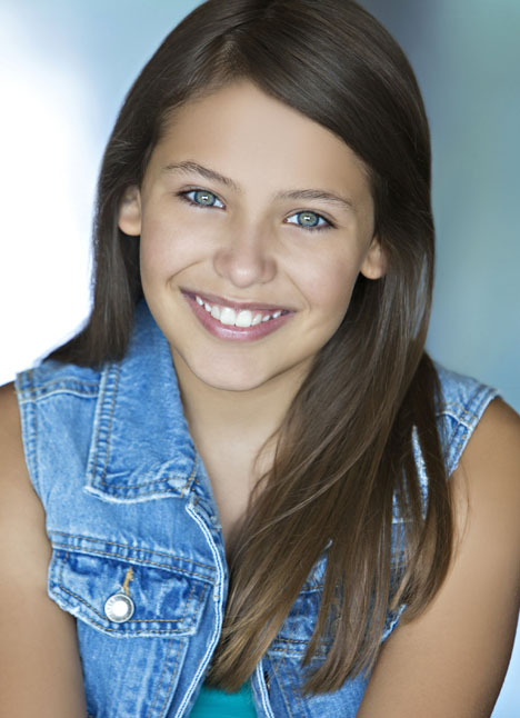 Joslyn Gomez on camera talent kim dawson agency board thumbnail