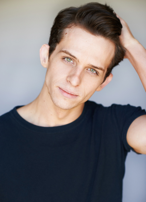 Evan Michael Woods commercial print lifestyle model on camera actor kim dawson agency