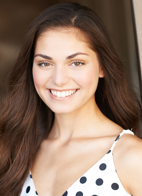 Lexi Pappas on camera actor lifestyle commercial print model kim dawson agency board thumbnail