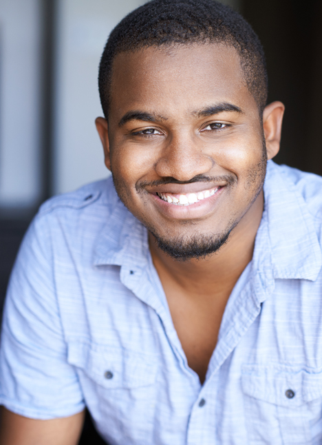 Christian Black on camera actor kim dawson agency board thumbnail