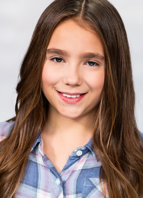 Avery Simpson on camera actor kim dawson agency board thumbnail