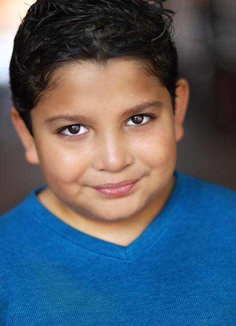 Benjamin Garcia on camera actor kim dawson agency board thumbnail