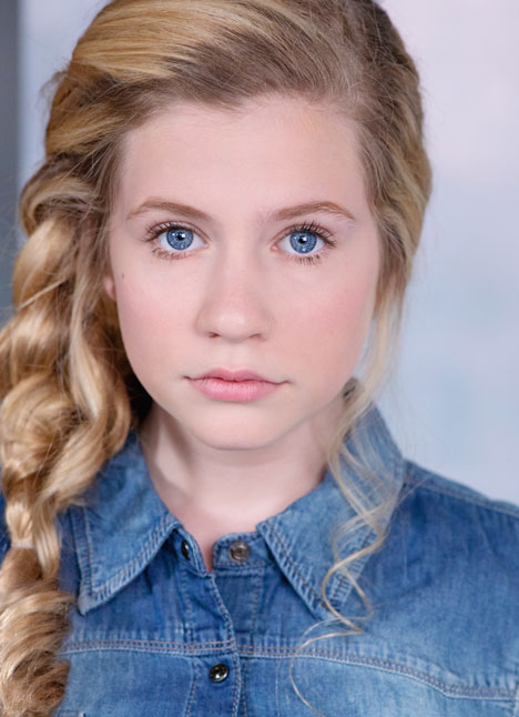 Fiona Joy on camera actor kim dawson agency