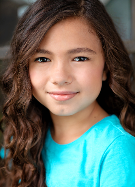 Yasmina Gutierrez on camera actor kim dawson agency board thumbnail