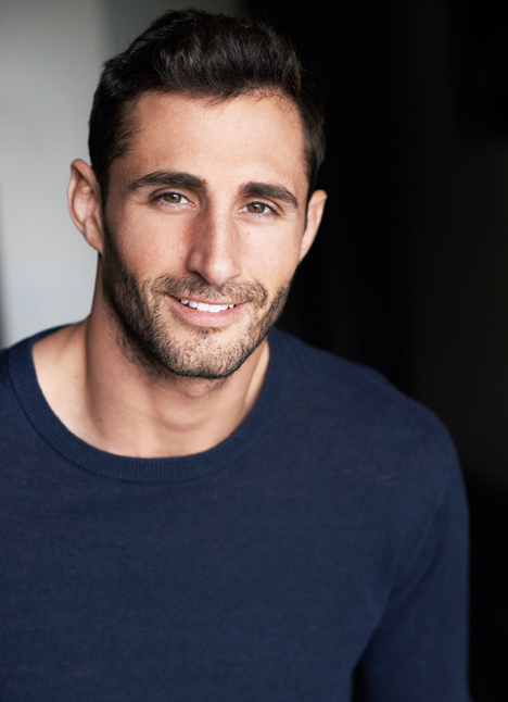 Josh Truesdell on camera actor lifestyle commercial print model kim dawson agency board thumbnail