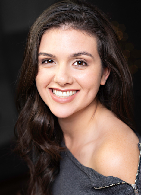 Gabriela Frazelle on camera actor kim dawson agency board thumbnail