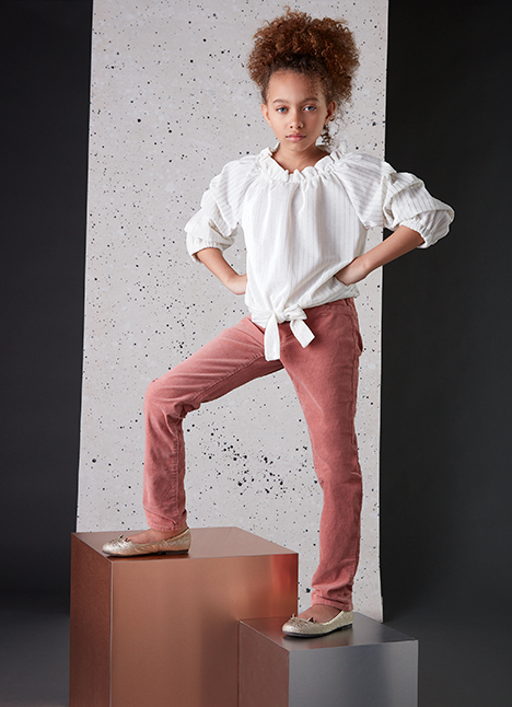 Sienna Ingham fashion model kim dawson agency single grid slide 7