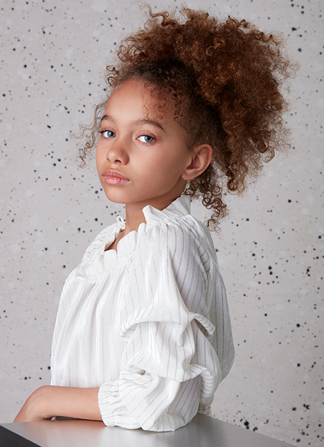Sienna Ingham fashion model kim dawson agency single grid slide 6