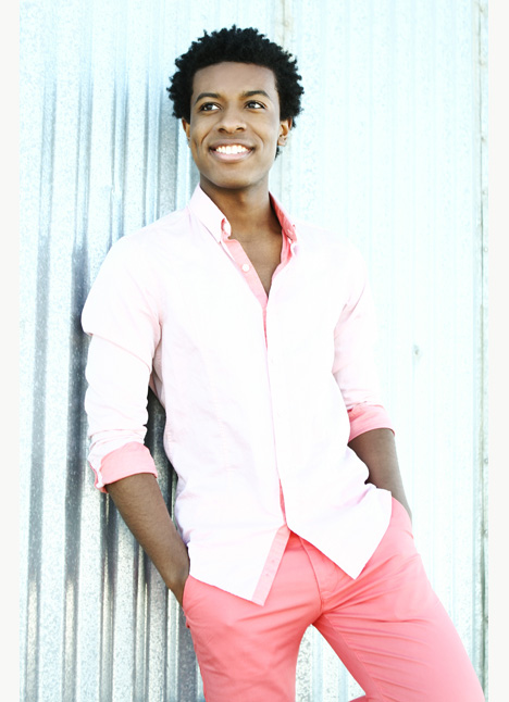 Daven Wilson commercial print model on camera actor