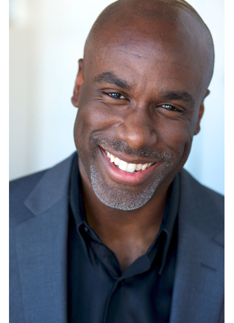 Darrell Brown commercial print, on camera actor, and voice actor Kim Dawson Agency