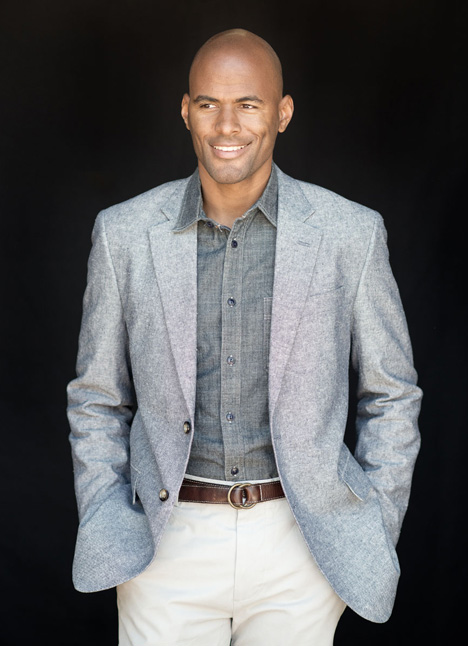 Jason Renfro fashion commercial print model on camera actor single grid slide 2