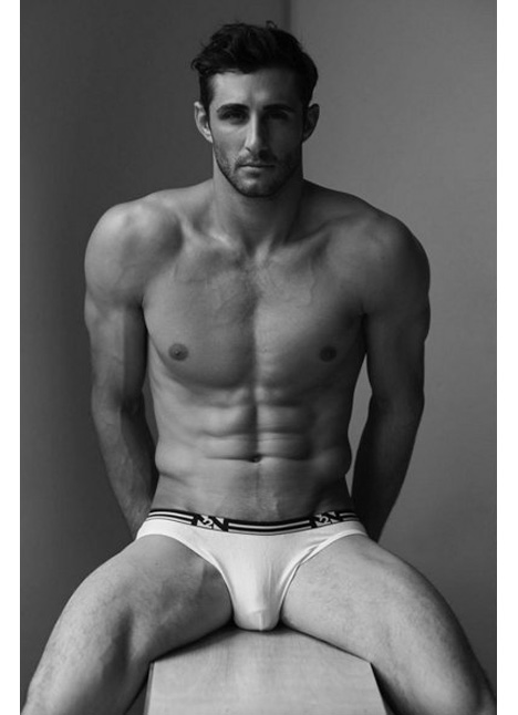 Josh Truesdell fashion commercial print model on camera actor