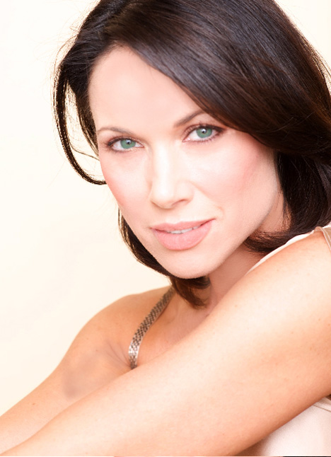 LeeAnne Locken commercial print model on camera actress