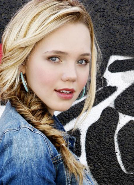 Lynden Orr fashion commercial print model on camera actress board thumbnail