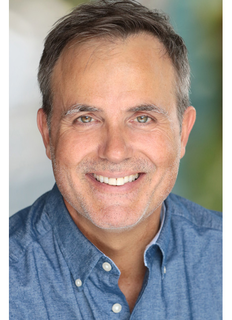 John Athas commercial print model on camera actor